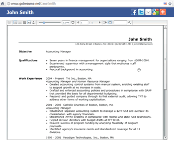 how to make an online resume snapwit co